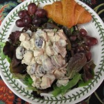 John's Mom's Curried Chicken Salad