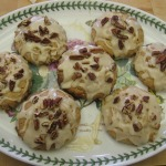 Maple, Oat, and Toasted Pecan Scones