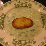 Leek and Potato Soup – French Fridays with Dorie Recipe