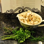 Paris Mushroom Soup ~ French Fridays With Dorie Recipe