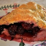 Beautiful Blackberry Pie ~ Baked Sunday Mornings ~