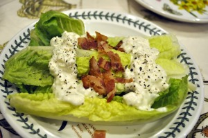 Alternative to the wedge salad