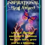 Inspirational Blog Award!