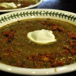 Orange-scented Lentil Soup ~ French Fridays with Dorie
