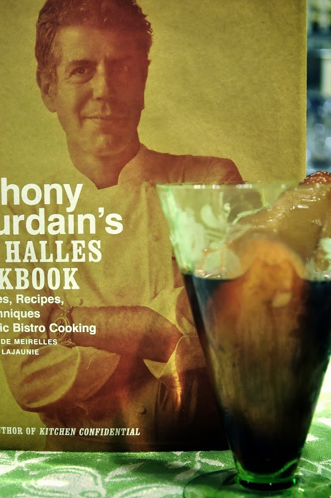 Blogger Cookbook Swap: Anthony Bourdain\'s Les Halles Cookbook ...
