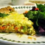 French Fridays With Dorie: Quiche Maraichère