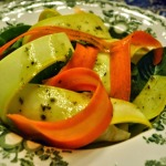 French Fridays with Dorie: Vanilla Vegetable Salad