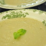 French Fridays with Dorie: Double the Pleasure, Double the Fun! Celery-Celery Soup and Monkfish with Double Carrots