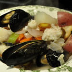 French Fridays with Dorie: Simplest Breton Fish Soup