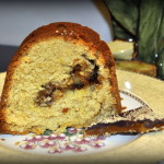 Baked Sunday Mornings: Toffee Coffee Cake Surprise