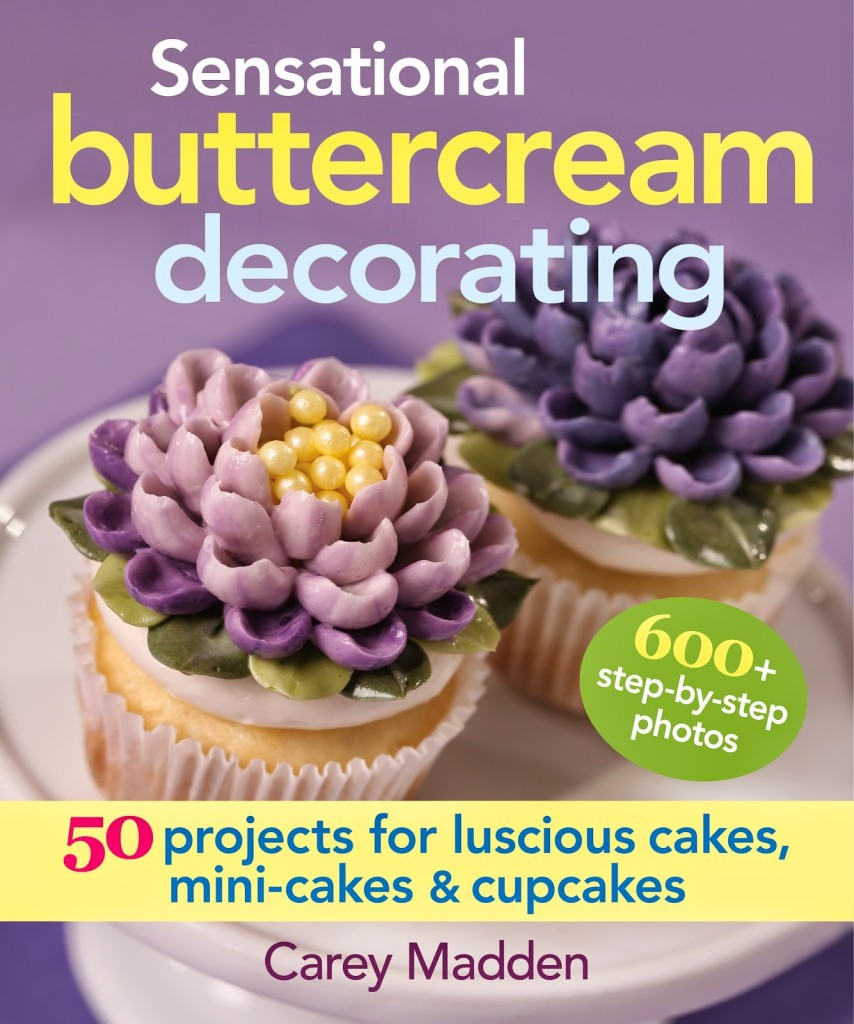 Sensational Buttercream Decorating - a primer for beautiful cakes