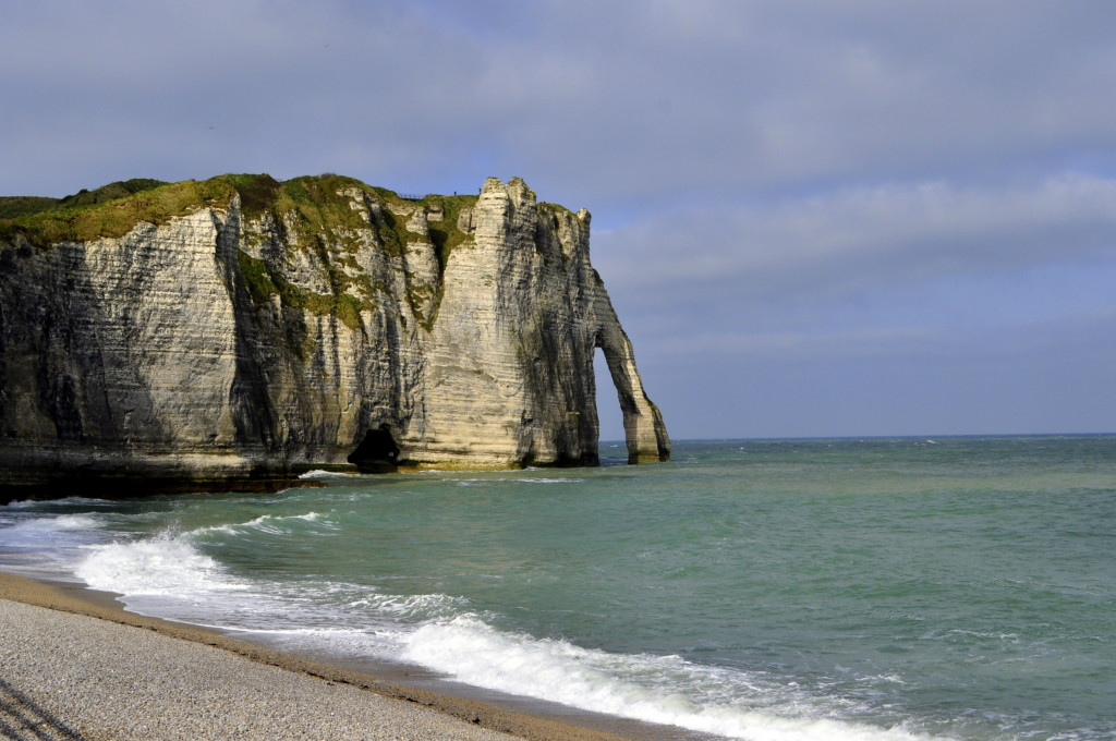 Étretat on the Normandy Coast