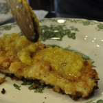 Macadamia-Crusted Mahi Mahi with Pineapple Rum Sauce